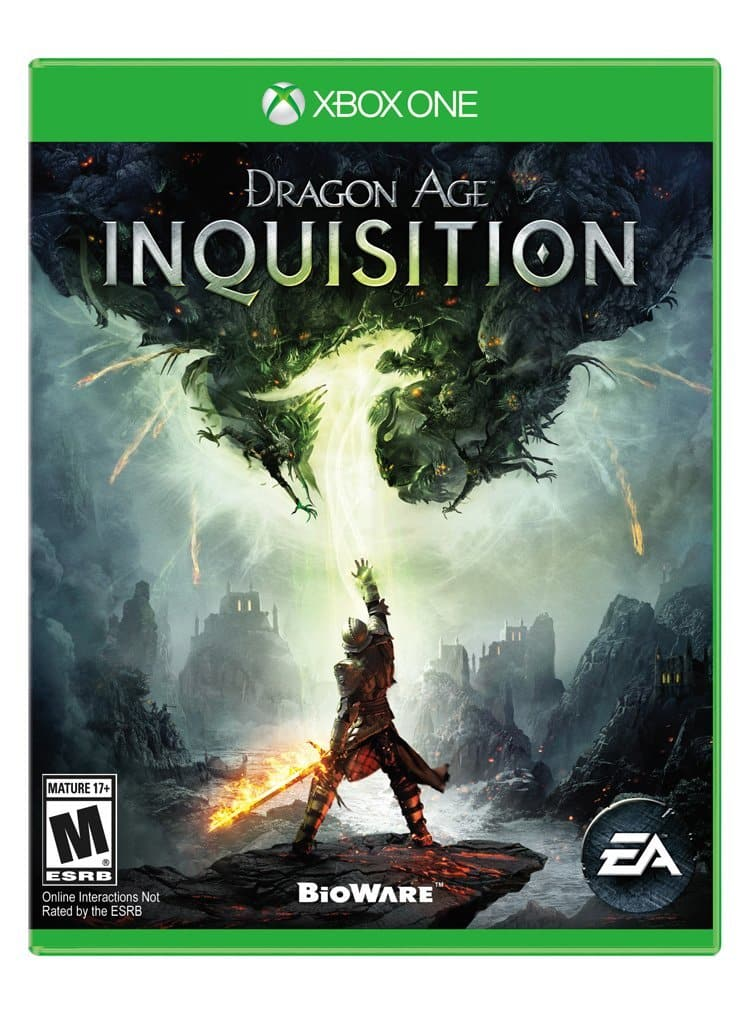 Dragon Age: Inquisition (various platforms)  $40 + Free Site-to-Store Shipping