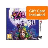 Legend of Zelda: Majora's Mask Pre-Order (3DS) + $25 Dell eGift Card  $40 + Free Shipping