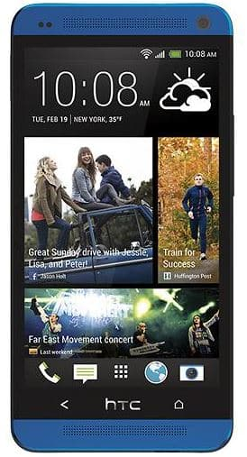 "32GB AT&T HTC One M7 4.7"" 1080p No-Contract Smartphone (various colors)  $150 + Free In-Store Pickup"