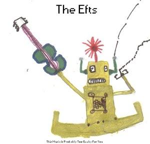 The Efts: Various Albums (Digital MP3 Album Download)  Free