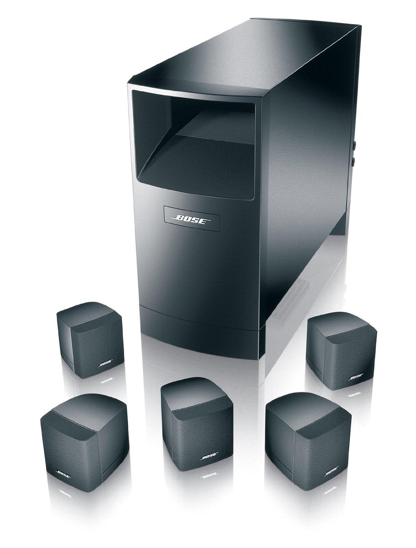 Bose Acoustimass 6 Series III 5.1 Speaker System (Black) $399.95 + FS