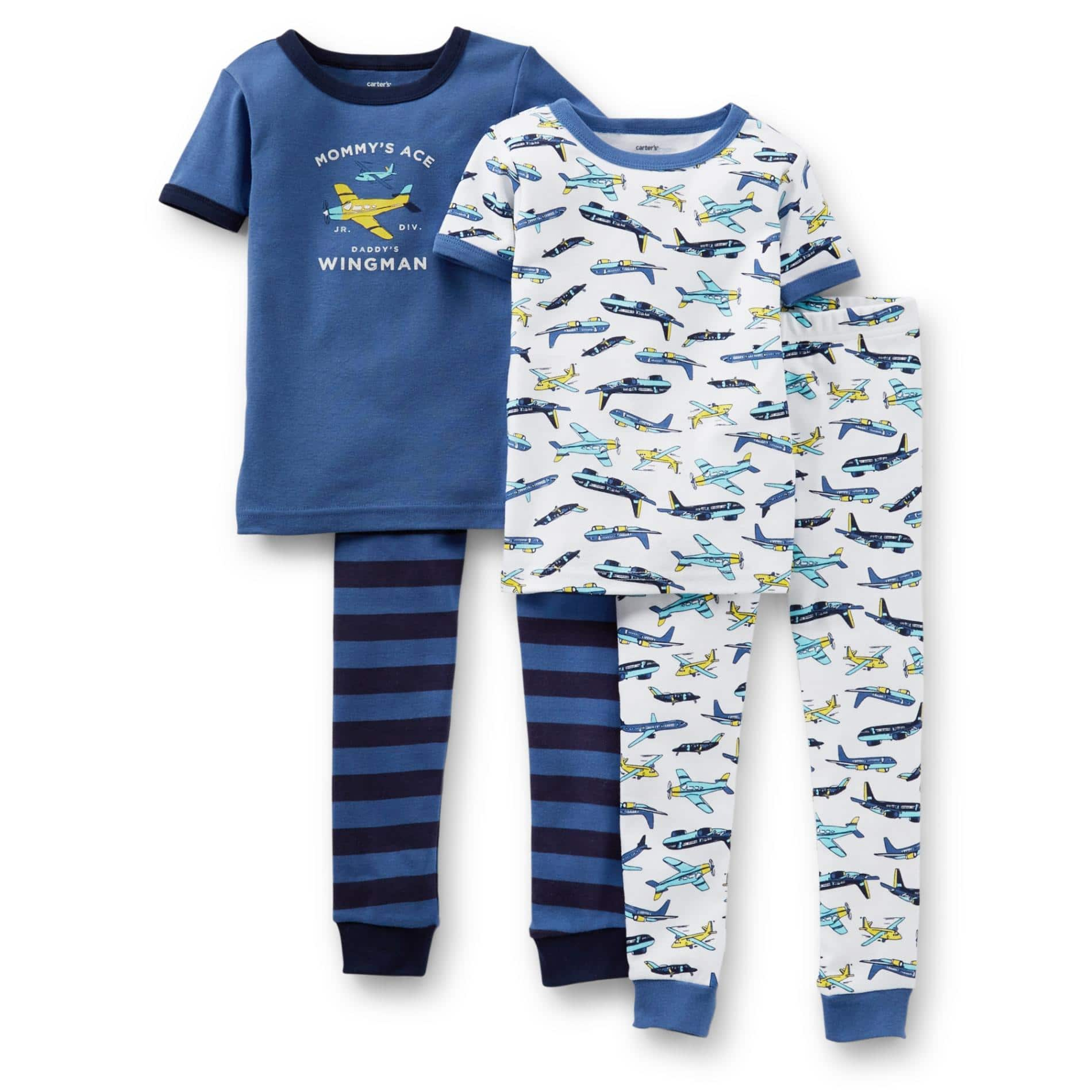 Infant & Toddler Pajamas: Boys' Carter Pajamas (various styles)  From $5 & More + Free In-Store Pickup