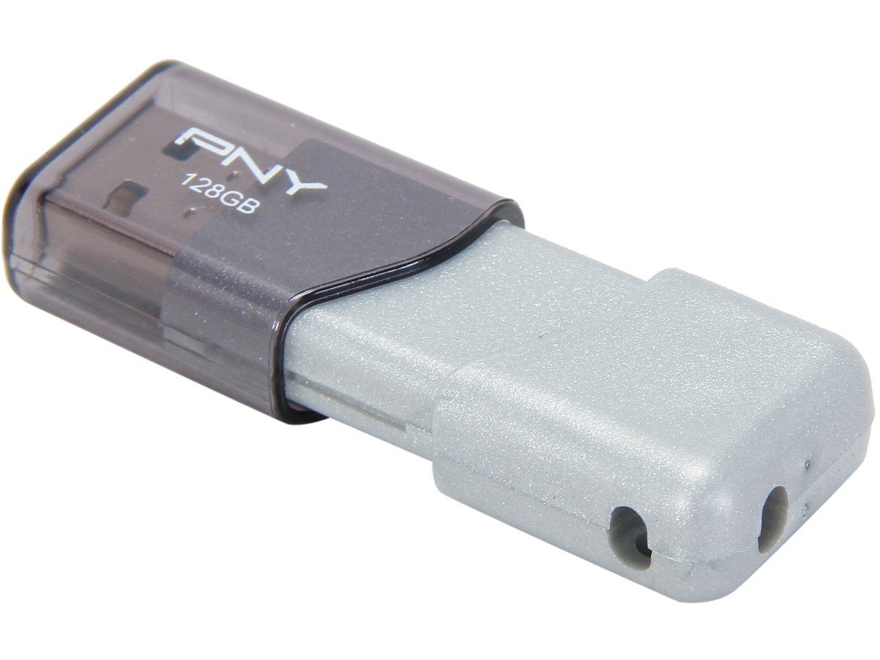 128GB PNY Turbo USB 3.0 Flash Drive  $35 + Free Shipping
