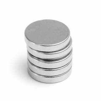 Rare Earth Magnetic Disc & Block Products: 5-Piece N52 Strong Neodynium Magnets  $0.90 & Many More + Free Shipping