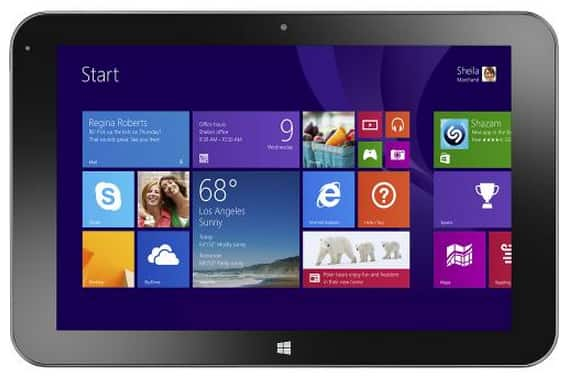 """UnBranded 10.1"""" Windows 8.1 Tablet 32GB (Pre-Owned) - $69.99 + free shipping @ CowBoom (Deal of the Day)"""