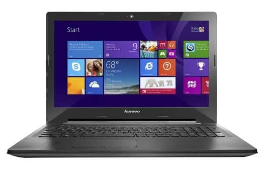 "Lenovo G50 15.6"" Laptop: AMD Quad-Core A8-6410, 6GB/500GB, Radeon R5, Win 8.1 $249.99 + Free Shipping / Free Store Pickup @ Best Buy"