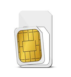 Tmobile sim with activation kit $1