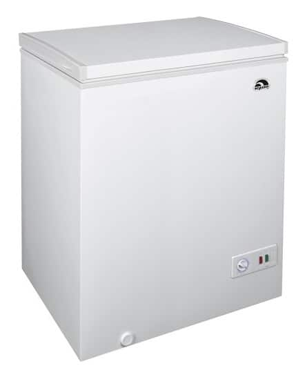Igloo 5.1 cu. ft. Chest Freezer  $150 + Free In-Store Pickup