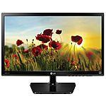 "23"" LG 23MP47HQ Black 1080p 5ms HDMI IPS LED Monitor for $119.99 AC + Free Shipping @ Newegg.com"