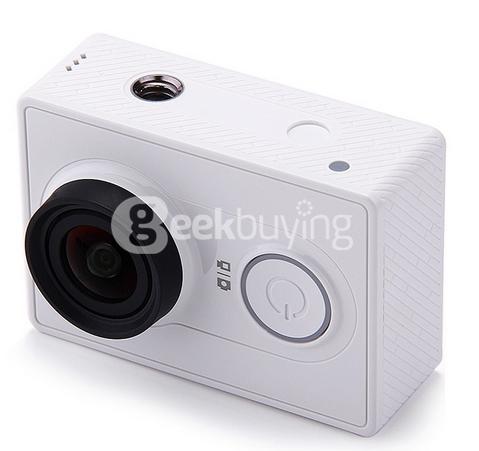 Xiaomi Yi Action Camera WiFi 16MP 1080P 60FPS $68.88 +Free shipping