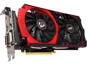 MSI GTX 970 GAMING 4G LE GeForce GTX 970 4GB $299 at newegg w/ 2 free games