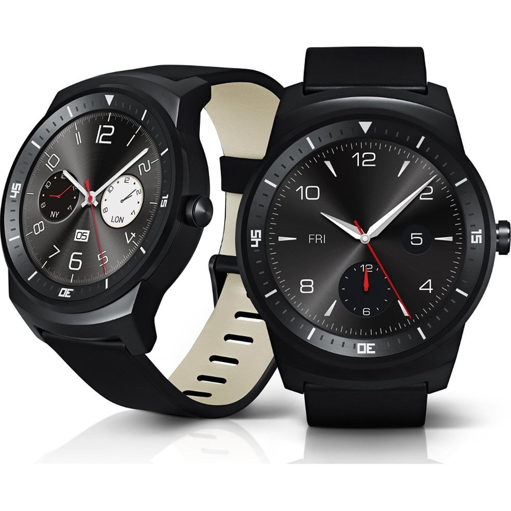 LG G Watch R Android Smartwatch  $99 + Free Shipping