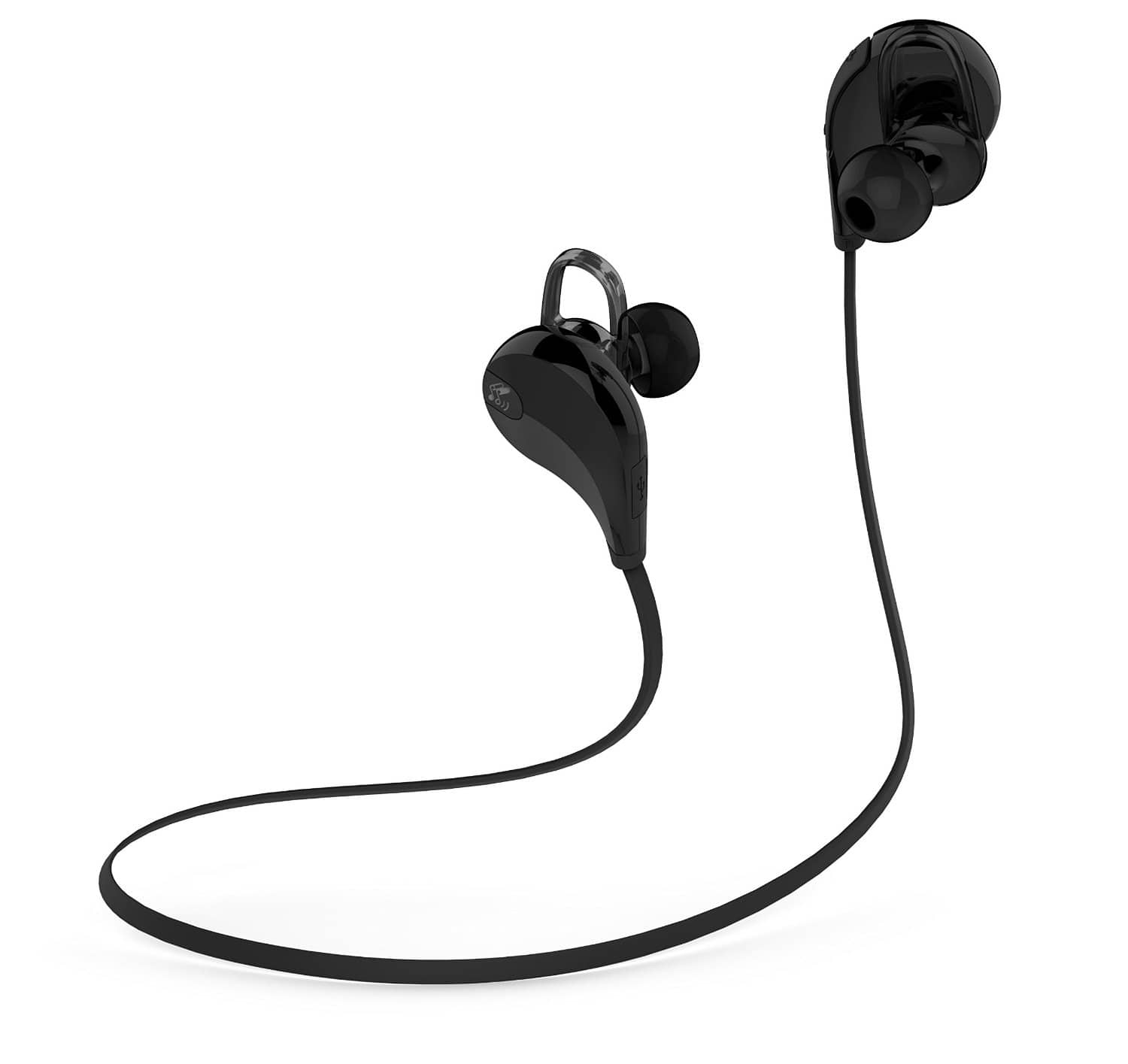 urlhasbeenblocked Qy7 Mini Bluetooth 4.1 Sport Earbuds  $20