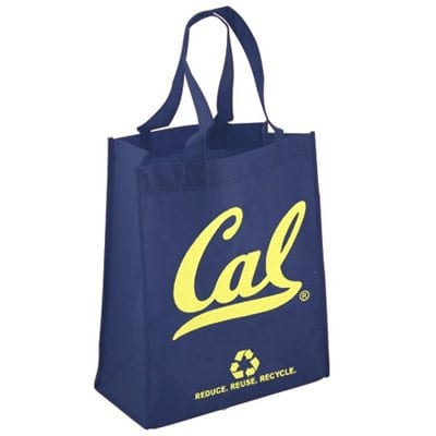 Sports Team Reusable Tote Bags (College, NFL, MLB, NBA & More)  From $2 + Free Shipping