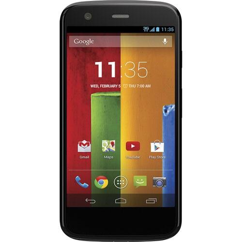 "Motorola Moto G 4.5"" Verizon Prepaid No-Contract Smartphone  $20 + Free In-Store Pickup"