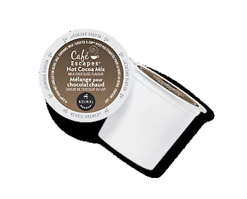 24-Count Keurig Cafe Escapes K-Cups (various flavors)  $3.75 + Free Shipping