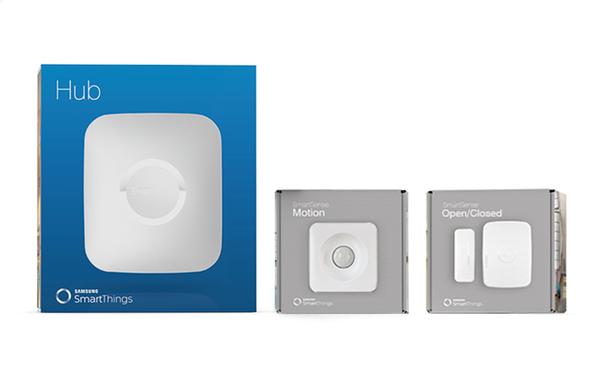 Samsung SmartThings Bundle Pre-Order: Hub, Motion, Open/Close Sensor  $99 + Free S/H