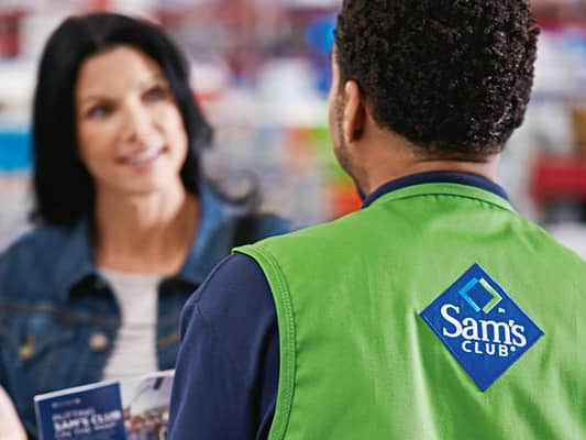 1-Yr Sam's Club Plus Membership + $20 GC + $22 Food Vouchers  $45 (New Members Only)