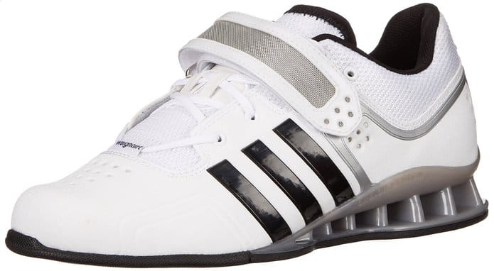 Men's Adidas Adipower Weightlifting Trainer Shoes  $97 + Free S/H w/ Amazon Prime