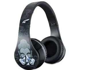 Eagle Tech Urban Zen Cleansing Over Ear Headphones (Black) Free AR + Free Shipping