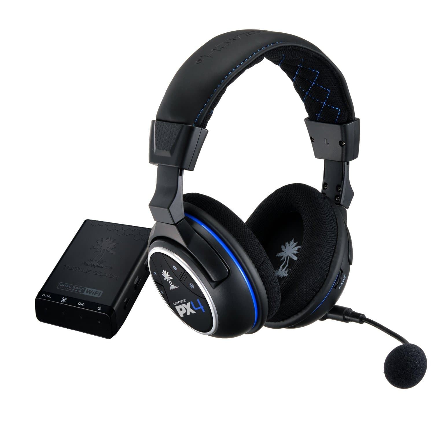 Turtle Beach Ear Force PX4 Wireless Gaming Headset for PS4, PS3 & Xbox 360  $50 + Free Store Pick-Up