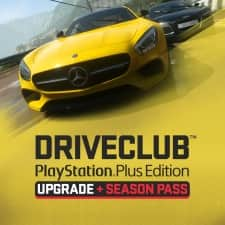 DriveClub Plus Edition & Season Pass Bundle (PS4)  $20 for PSN+ Members