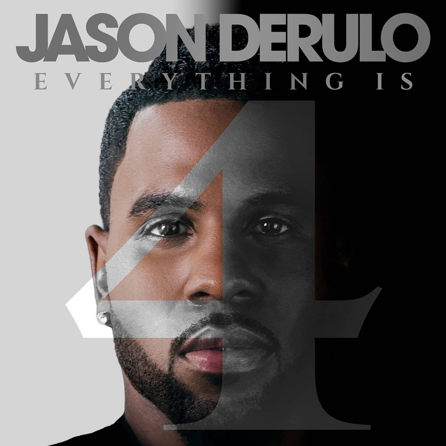 Jason Derulo: Everything Is 4 (Digital MP3 Album Download)  Free
