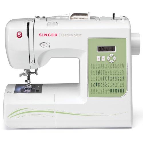 Singer 7256 Fashion Mate 70-Stitch Sewing Machine w/ Automatic Needle Threader $99.99 + Free Shipping *Back*