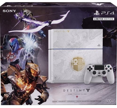 Sony PS4: Destiny: The Taken King Limited Edition Console Bundle  $350 + Free Shipping