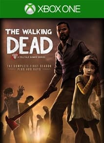 Xbox Digital Games: The Walking Dead: The Complete First Season  Free (XBL Gold Membership Req.)