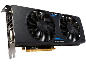 EVGA GeForce GTX 970 04G-P4-3975-KR 4GB SSC GAMING w/ACX 2.0+, Whisper Silent Cooling Graphics Card for $279 + applicable tax (free shipping)