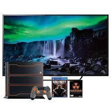 """Sony 55"""" 4K Android UHD XBR55X810C + PS4 1TB Call of Duty: Black Ops III LE Bundle $1,229.98 + Tax @Bestbuy"""