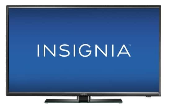 "HDTV Sale: 55"" Toshiba 55L310U 1080p TV $350, 40"" Insignia TV  $160 + Free S/H"