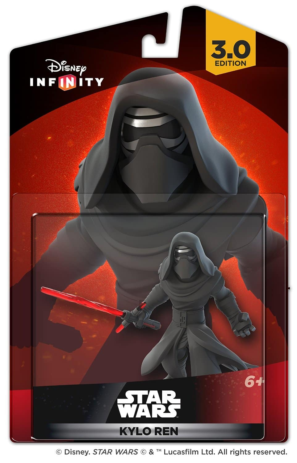 Disney Infinity 3.0 Kylo Ren Figure Pre Order $9 with Free In Store Pick up