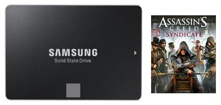 Samsung 850 EVO SSD w/ AC: Syndicate: 1TB $310, 500GB  $144 + Free S/H