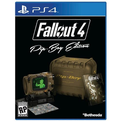 $119 - Fallout 4 Pip Boy Edition (Xbox + PS4) Available From Target through Ebay