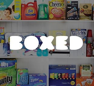Boxed.com Credit: $200 Credit for  $130 (Valid for New Members)