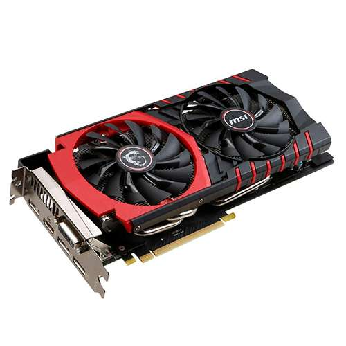 MSI GeForce GTX 980 Gaming 4GB GDDR5 Video Card (Tigerdirect) $355 after rebate/VC0 plus free game and FS