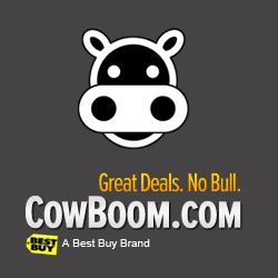 CowBoom's Sitewide Coupon: Computers, Mobile, Cameras  20% Off & More