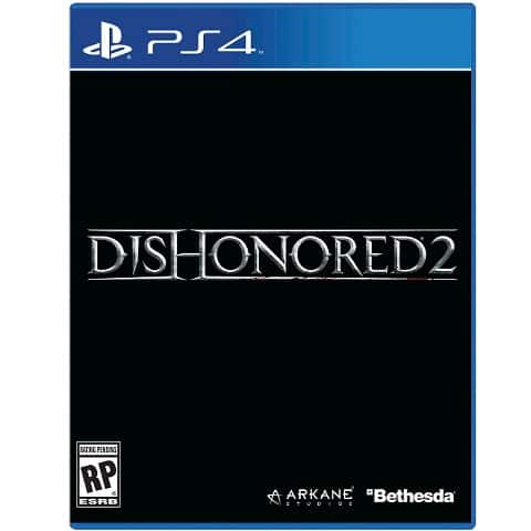 Dishonored 2 (PS4 / Xbox One) Pre-Order $20 @ Target