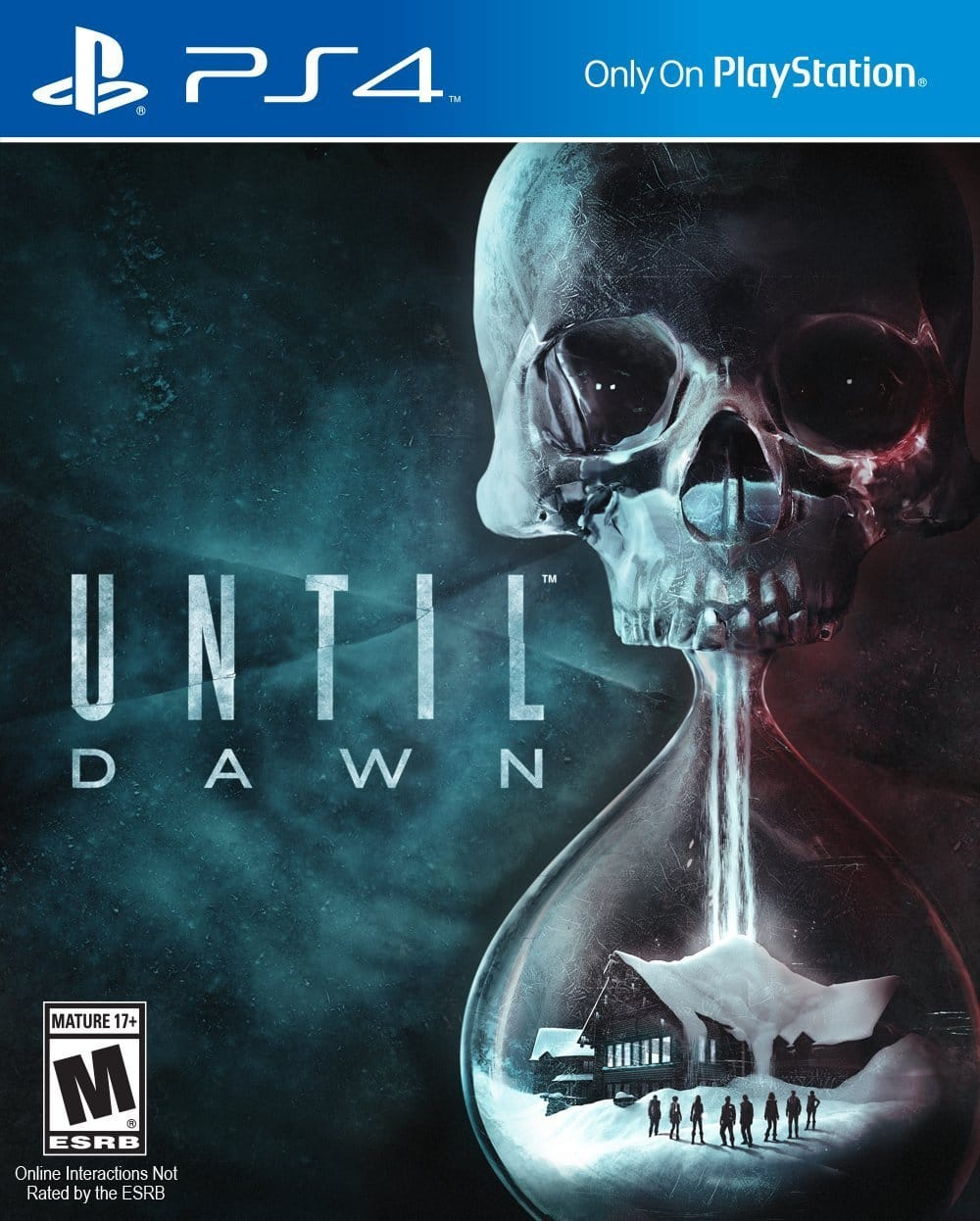 PS4 - Until Dawn - $19.99 -- Best Buy -- Free Shipping