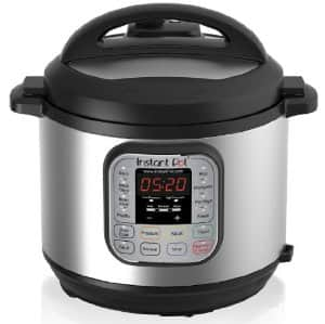6-Quart Instant Pot 6-in-1 Programmable Pressure Cooker (IP-DUO60) $78.50 + Free Shipping