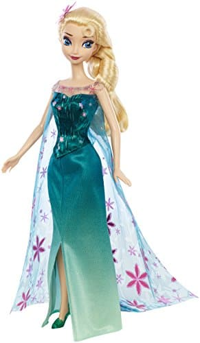 Disney's Frozen Elsa or Anna Fever Doll $7.49 Each + Free Shipping w/ Prime or FSSS