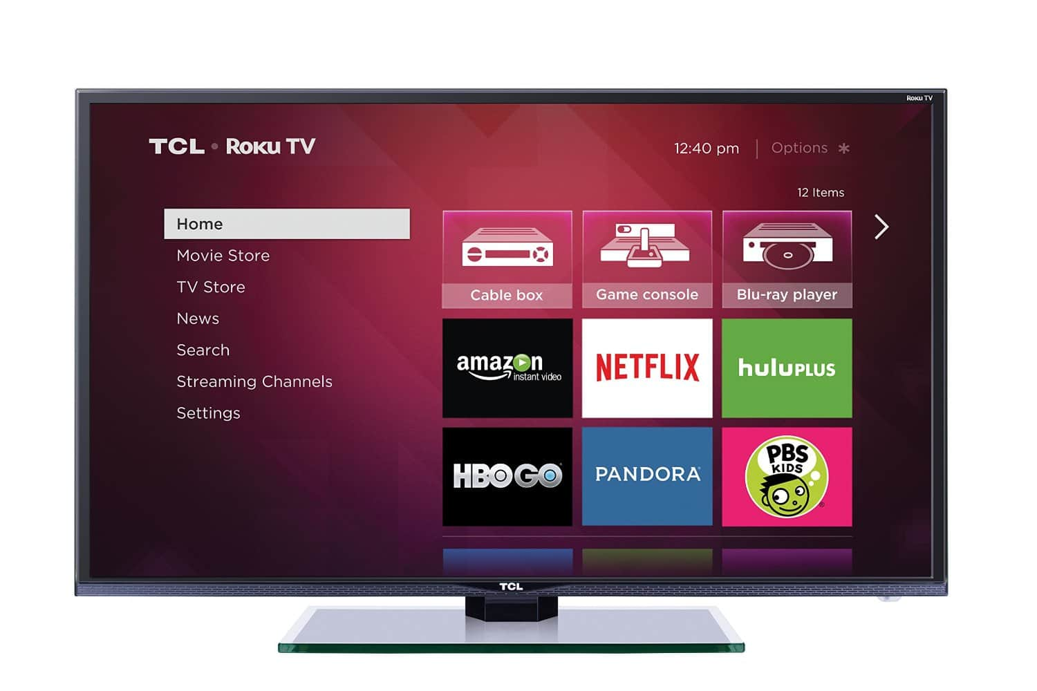 "32"" TCL Roku HDTV now live on Amazon $125"