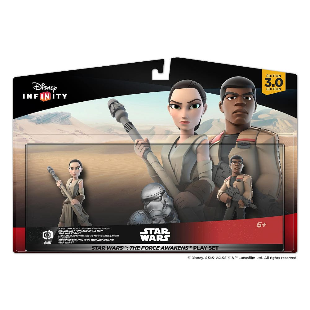 Disney Infinity playsets 25.99 after automatic $10 off for infinity items over $35 free shipping