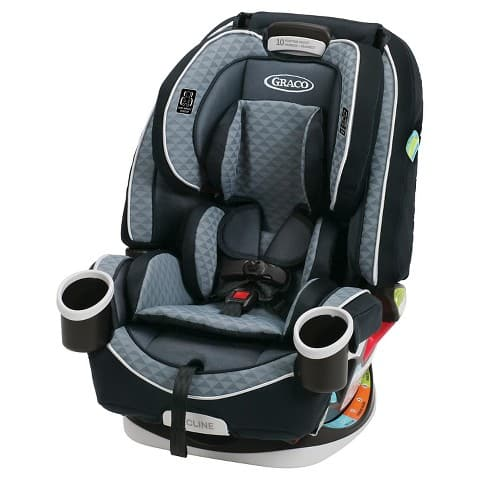 Graco 4ever All in One car seat $175.92 (tax included and free shipping)