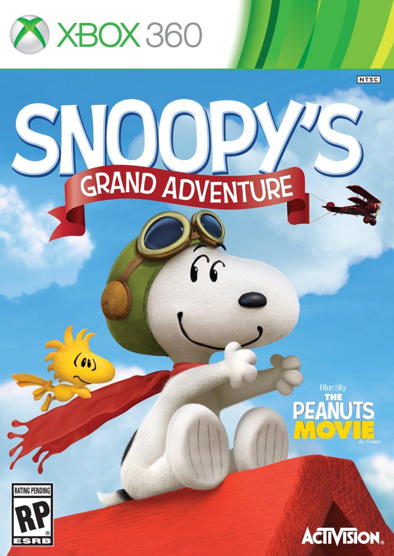 Snoopy's Grand Adventure (Xbox 360)  $15 + Free S/H