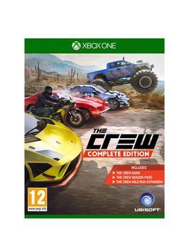 Xbox.com:  The crew: Complete Edition $19.99 download