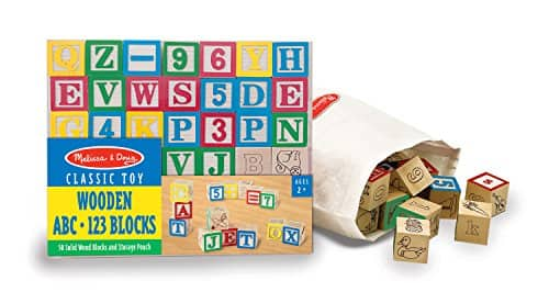 Select Melissa & Doug Toys: Up to 50% Off: See & Spell Set, Pizza Party, Birthday Party Cake $9.99 & More via Amazon