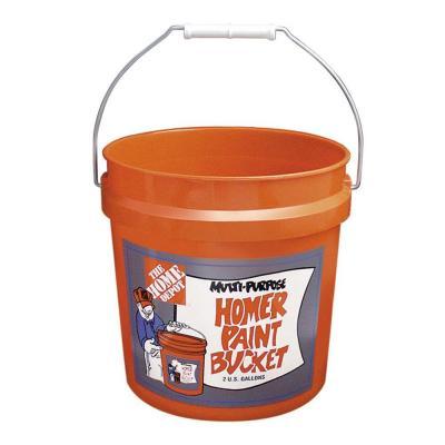 2-gal. Homer Bucket $1 w/store pick up (YMMV) ~ Home Depot